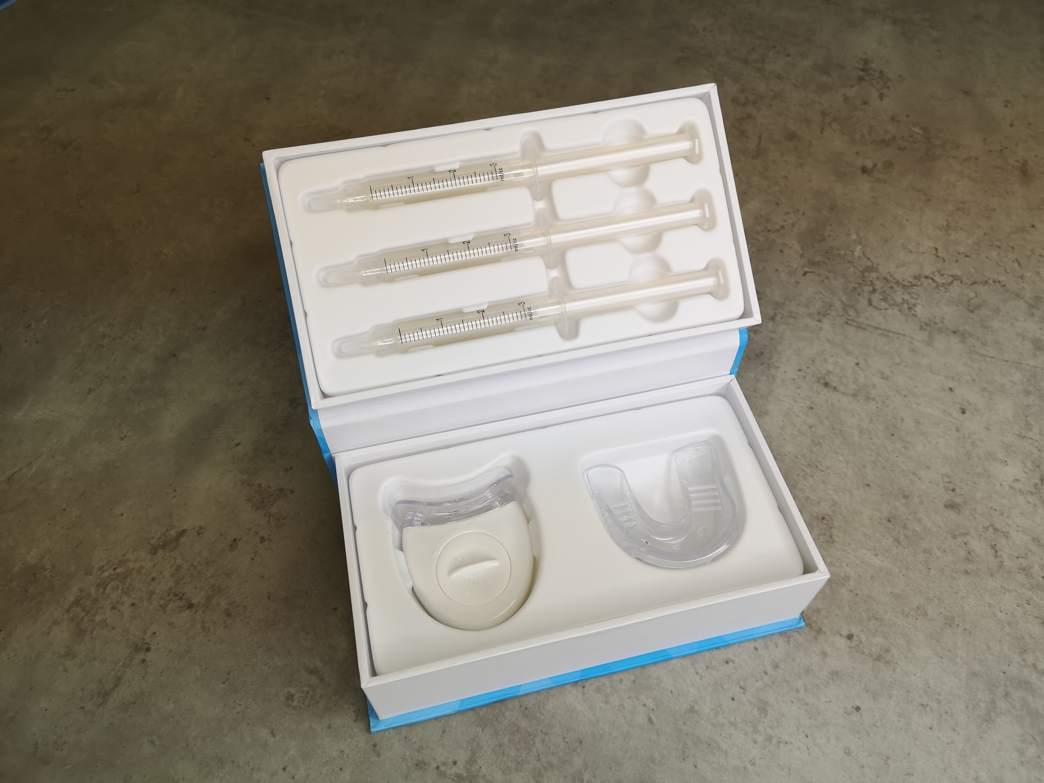 Manufacturing Your Own Teeth Whitening Kit with LED Light